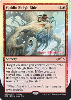 Goblin Sleigh Ride