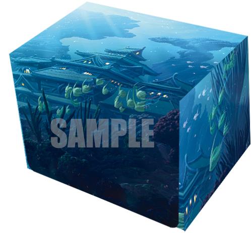 特製デッキケース -BIG MAGIC Open Vol.8 Deckcase「竜宮城」-