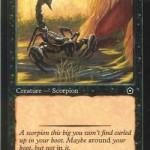ダクムーアの蠍/Dakmor Scorpion