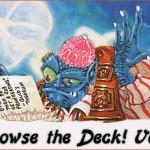Browse the Deck Vol.16  「モダンとレガシーに同時にデビューをするのなら(前半:モダン版ドレッジ)」