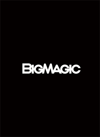 BIGMAGIC特製スリーブ -BIG MAGIC Open Special Sleeve-