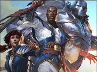 Magic background:History of Dominaria