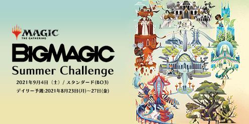 BIG MAGIC Summer Challenge