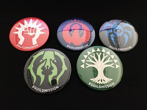 Guild Mission Button Badges